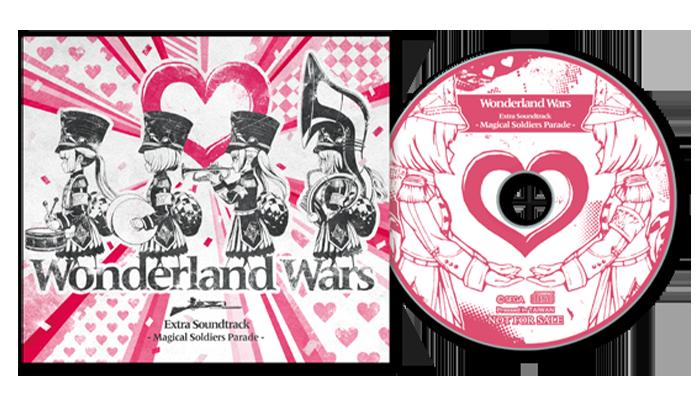 エクストラサウンドトラック-Magical Soldiers Parade-(全1種)